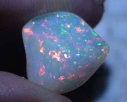 4.70 ct Ethiopian Gem Color Carved Freeform Welo Opal