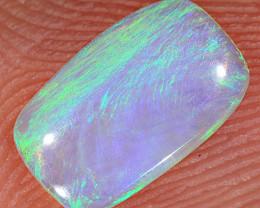 0.56ct 9x5.5mm Solid Lightning Ridge Crystal Opal [LO-2680]