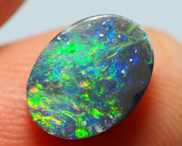 1.20CTS DARK OPAL FROM LIGHTNING RIDGE RE1090