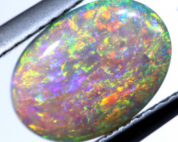 N7-   1.60 CTS - LIGHT BASE  OPAL Double sided  STONE L. RIDGE  TBO-A1834