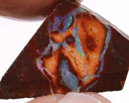 24cts Australian Yowah Opal Rough DO-487