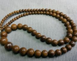 Boulder Opal Beads Strand   V02