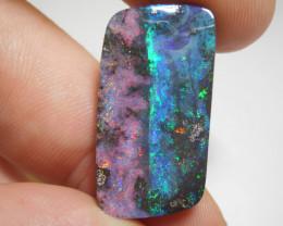 19.25ct Boulder Opal Polished Stone (B2)