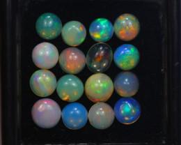 3.43Ct Natural Ethiopian Welo Opal Lot JA2185
