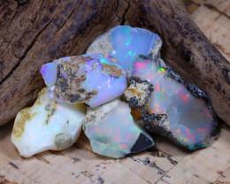 29.41Ct Bright Color Natural Ethiopian Welo Opal Rough DT0314