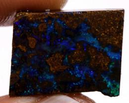 15.25cts Australian Boulder Opal Rub  DO-527