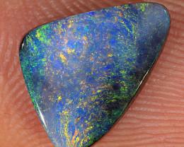 1.38ct 10x8mm Queensland Boulder Opal  [LOB-3518]