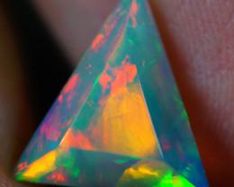 2.50 CT Dark crystal !! AAA  Welo Ethiopian Opal-MA102