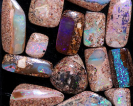 23.85 CTS WELL POLISHED PIPE OPAL PARCEL [BMB245]
