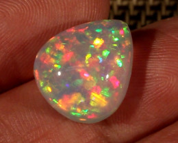 8.61CT~BRILLIANT 5/5 WELO OPAL CAB~FLORAL PATTERN!!!