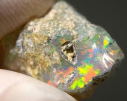 Cts.6.45 Ethiopian Opal Rough  RF616