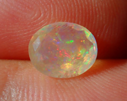 1.02ct Facetted Water Opal