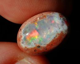 6.02ct Mexican Matrix Cantera Multicoloured Fire Opal