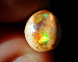 3.65ct Mexican Matrix Cantera Multicoloured Fire Opal
