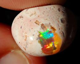 9.09ct Mexican Matrix Cantera Multicoloured Fire Opal