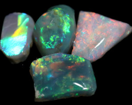 5.96 CTS  OPAL RUB PARCEL PRE FACED  [BR8006]