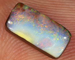 1.65ct 9.5x4.7mm Queensland Boulder Opal  [LOB-3525]
