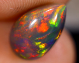 2.05cts Natural Ethiopian Smoked Welo Opal / BF3609