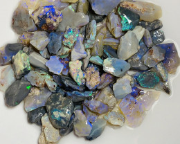 300 CTS HIGH POTENTIAL ROUGH SEAM OPALS#1481