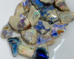 Select Nobby Rough With All The Bright Colours- 55 CTs #1489