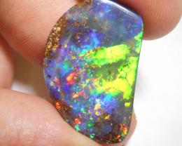 22.45ct Top Gem Quality Boulder Opal Polished Stone (#15165)
