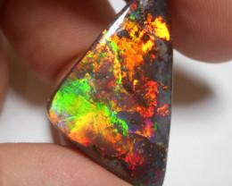 31ct Top Gem Quality Boulder Opal Polished Stone (#7525)