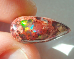 6.57ct Mexican Cantera Fire Opal Stone