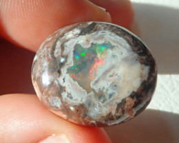 31.65ct Mexican Cantera Fire Opal Stone