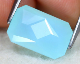 Certified 2.91Ct Master Piece of Natural Peruvian Paraiba Opal FET0101