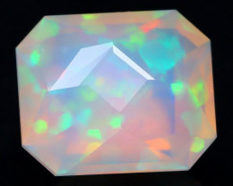 Certified 1.87Ct Precision Master Cut Natural Welo Opal FET0145