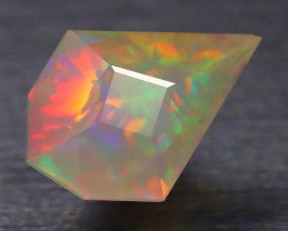 Certified 2.22Ct Precision Master Kite Cut Natural Welo Opal  FET0136