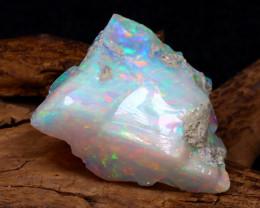 19.06Ct Bright Color Natural Ethiopian Welo Opal Rough DT0404