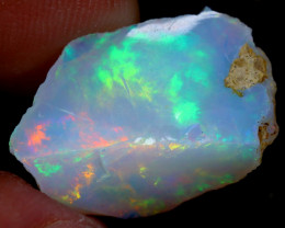7cts Natural Ethiopian Welo Rough Opal / WR4047