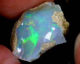 7cts Natural Ethiopian Welo Rough Opal / WR4053