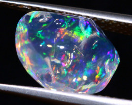 2.80CTS MEXICAN FIRE OPAL  FREEFORM  FOB-1839
