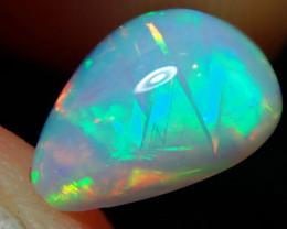 2.26ct Blazing Welo Solid Opal