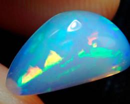 1.73ct Blazing Welo Solid Opal