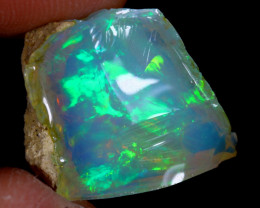 9cts Natural Ethiopian Welo Rough Opal / WR4110
