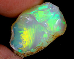 7cts Natural Ethiopian Welo Rough Opal / WR4127