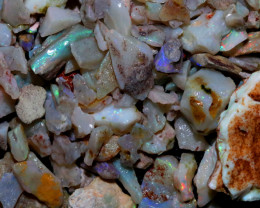 206 Grams Opal Chips from south Australia code CCC 103