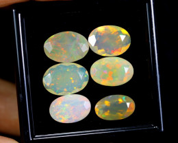 FACETED WELO OPAL  11.76cts Parcel Lot Opal / BF3483