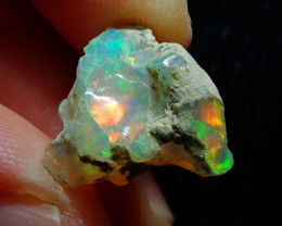 8.34ct -#A7 - Gamble Rough from Wello Dalanta