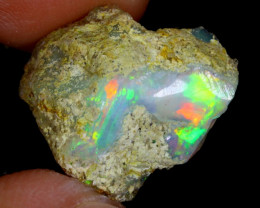 9cts Natural Ethiopian Welo Rough Opal / WR4191