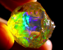 54cts Ethiopian Crystal Rough Specimen Rough / CR2148
