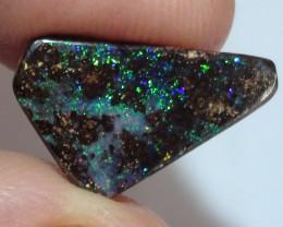 2.90 ct Boulder Opal Natural Beautiful Blue Green Color