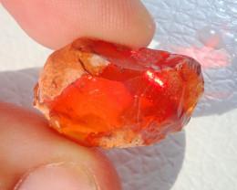 14.48ct Natural Opal Rough Mexican Fire Opal