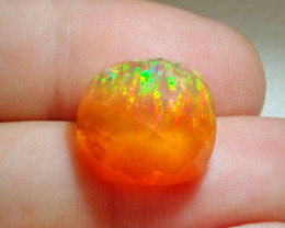 9.15ct Facetted Fire Opal