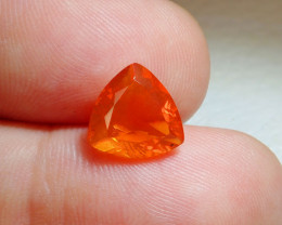 2.26ct Facetted Fire Opal