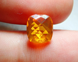1.94ct Facetted Fire Opal