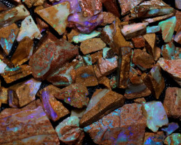 552 CTS BOULDER PIPE OPAL ROUGH PARCEL[BY9718]